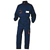 Delta Plus Blue Reusable Overall, M