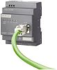 Siemens Ethernet Switch, 4 RJ45 port DIN Rail
