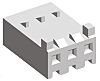 2132189-3 - TE Connectivity Female Connector Housing -