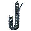 Igus E14, e-chain Black Cable Chain, W37 mm