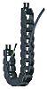Igus E200, e-chain Black Cable Chain, W94.4 mm
