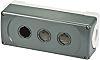 Grey Plastic ABB Modular Push Button Enclosure -