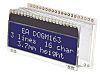 Electronic Assembly EA DOGM163B-A Alphanumeric LCD Display,