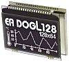 Electronic Assembly EA DOGL128S-6 Graphic LCD Display, Green,