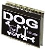 Electronic Assembly EA DOGXL160S-7 Graphic LCD Display, Green,