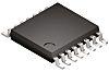 Maxim MAX3232EUE+T, Cable Transceiver, 2 (RS232)-TRX 235kbps,