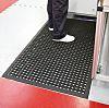 COBA Rampmat Individual Rubber Anti-Fatigue Mat x 900mm,
