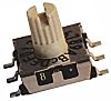 Hartmann, 16 Position, Hexadecimal Complement Rotary Switch, 100