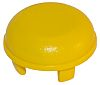 Yellow Tactile Switch Cap for use with 5G