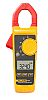 Fluke 324 AC/DC Clamp Meter, Max Current 400A ac CAT III 600V, CAT IV 300V With RS Calibration