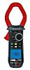 Chauvin Arnoux F605 AC/DC Clamp Meter, 3000A dc, Max Current 3kA ac CAT III 1000 V, CAT IV 1000 V With RS Calibration