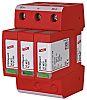 Dehn, DG 500 V dc Maximum Voltage Rating 40kA Maximum Surge Current Type 2 Arrester, DIN Rail
