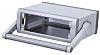 METCASE Unimet-Plus Grey Aluminium Instrument Case, 231.62 x 193.28 x 85.7mm