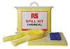 RS PRO 15 L Chemical Spill Kit