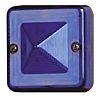 Sonora ST LED Beacon, Blue LED, Flashing or