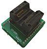 ADA-SO20-200, Chip Programming Adapter for AT25128, AT25256,