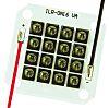 ILR-IO16-85SL-SC201-WIR200. ILS, OSLON Black PowerCluster 850nm