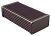 Hammond 1455, Black Aluminium Enclosure, 160 x 78
