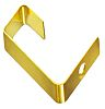 331051472057, Shielding Strip of Gold Plated Beryllium Copper
