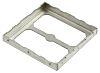 Wurth Elektronik Tin Plated Steel PCB Enclosure, 26