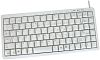 Cherry Keyboard Wired PS/2, USB Compact, QWERTY (US) Grey