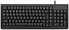 Cherry Keyboard Wired PS/2, USB Compact, QWERTZ Black