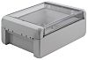 Bopla Bocube, Light Grey Polycarbonate Enclosure, IP66, IP68,