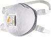3M 8514 Disposable Respirator, FFP2, Valved