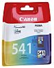 Canon CL-541 Cyan, Magenta, Yellow Ink Cartridge