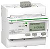 Schneider Electric iEM3200 LCD Digital Power Meter, 10-Digits,