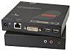 Roline 1 USB DVI over CATx KVM Extender,