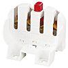 Compact Fluorescent TC-L Lamp Holder Push In -