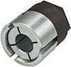 RS PRO Keyless Bush, 10mm Shaft Diameter, 22.5mm Outside Diameter, 25.5mm Length