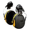 3M PELTOR X2, 30dB Ear Defender Helmet Attachment