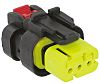TE Connectivity, AMPSEAL 16 Automotive Connector Plug 3
