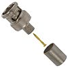 TE Connectivity 75Ω Straight Cable Mount BNC Connector,