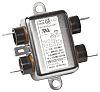TE Connectivity 5VB1 Powerline Filter 66.3mm Length,, 5