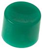 Green Push Button Cap, for use with MPA6