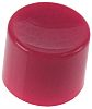 Red Push Button Cap, for use with MPA6