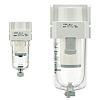 SMC 450 L/min 0.7Mpa Mist Separator, G 3/8,