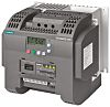 Siemens SINAMICS V20 Inverter Drive, 1-Phase In, 0 → 550 Hz Out, 2.2 kW, 230 V ac, 11 A