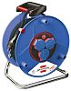 Brennenstuhl 25m 3 Socket 16A Extension Reel, 230