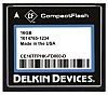 Delkin Devices CompactFlash Industrial 8 GB SLC Compact Flash Card