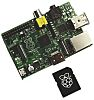 Raspberry Pi Type B and 8GB SD card