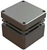 Deltron 486, Natural Aluminium Enclosure, IP68, Shielded, 120