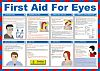RS PRO First Aid for Eyes Treatment Guidance