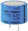 KEMET 47000μF Supercapacitor EDLC -20 → +80% Tolerance,