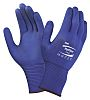 Ansell Hyflex, Blue Nitrile Coated Work Gloves, Size
