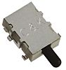 C & K Detector Switch, SPST-NC, 100 mA