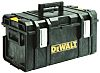DeWALT TOUGHSYSTEM Organiser Plastic Tool Box, 550 x